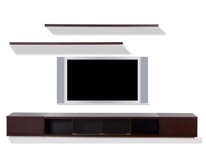 Modern Low Tv Stand #1651 For Most Current Long Low Tv Stands (View 4 of 20)