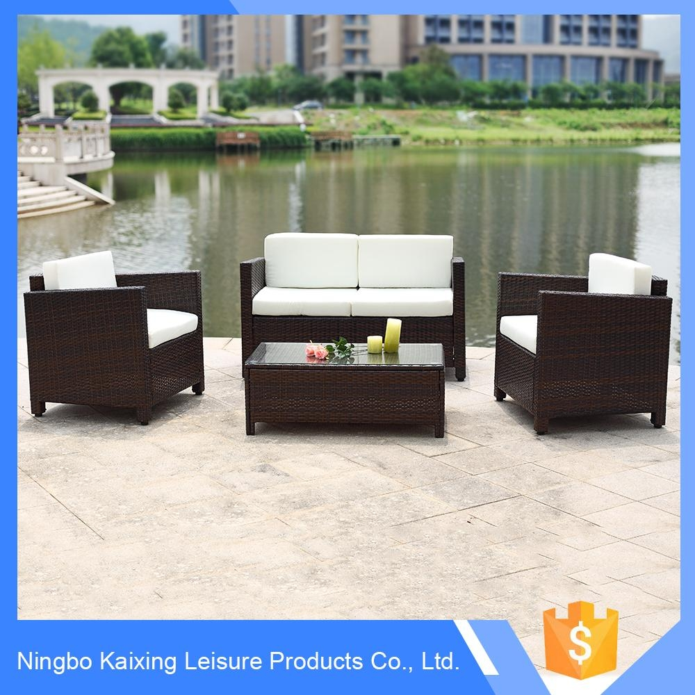 Modern Rattan Furniture, Modern Rattan Furniture Suppliers And In Modern Rattan Sofas (View 21 of 23)