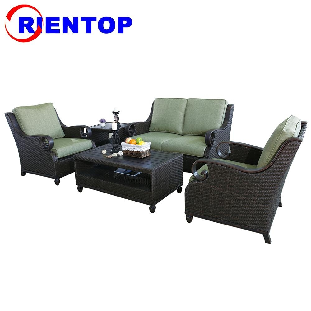 Modern Rattan Furniture, Modern Rattan Furniture Suppliers And Within Modern Rattan Sofas (View 20 of 23)