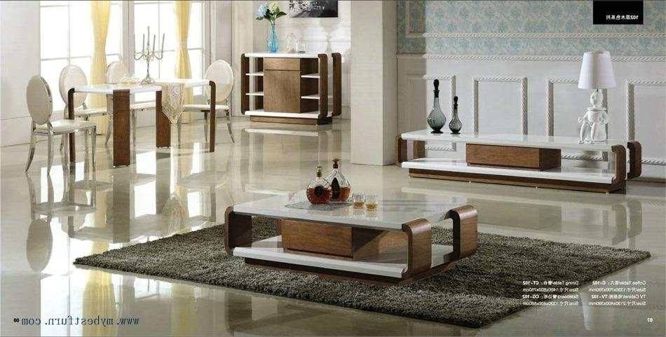 Modern Tv Stand Coffee Table Set Having Objectives Secure And Throughout Latest Tv Cabinets And Coffee Table Sets (View 10 of 20)
