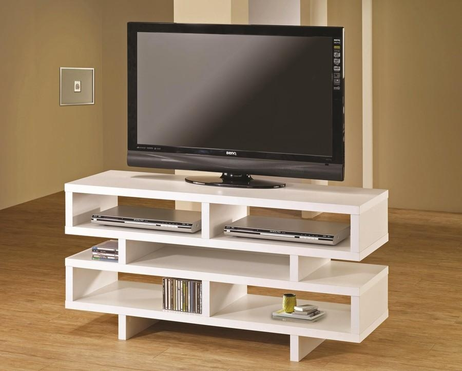 Modern Tv Stand Inside Newest Small Tv Stands (Image 16 of 20)