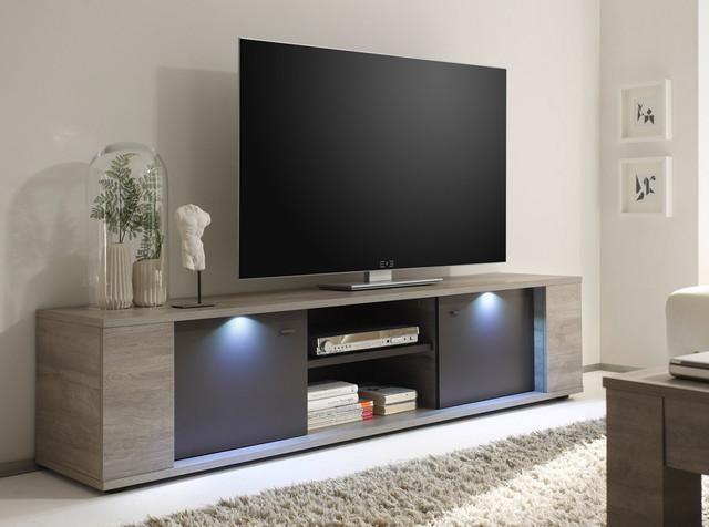 Modern Tv Stand Sidney 75Lc Mobili – $ (View 3 of 20)