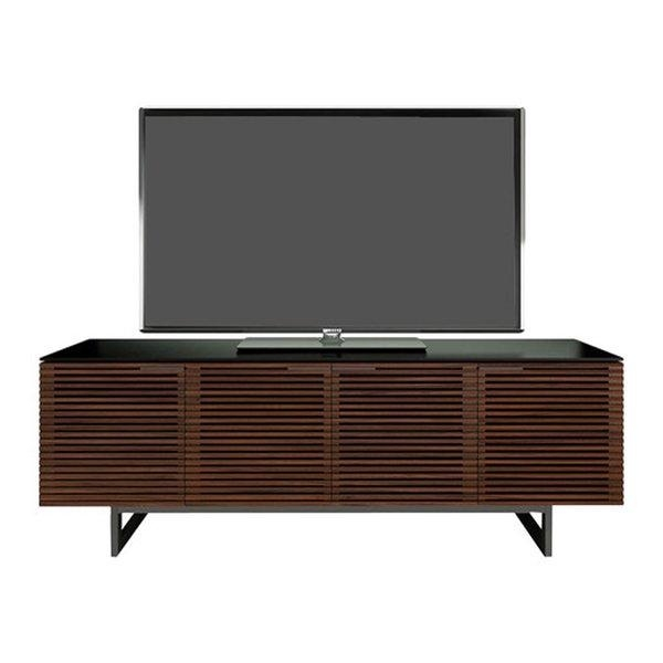 Modern Tv Stands + Entertainment Centers | Allmodern Within Current 24 Inch Deep Tv Stands (Image 16 of 20)