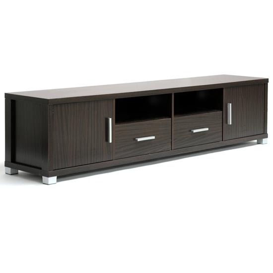 Modern Tv Stands With Storage Pertaining To Most Popular Long Tv Stands Furniture (Image 12 of 20)
