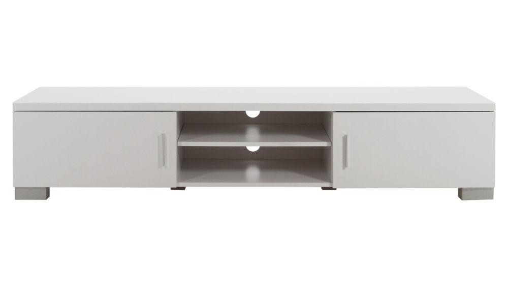 Modern Tv Table| White High Gloss Tv Table | Storage Unit | Regarding 2018 Tv Table (Image 10 of 20)