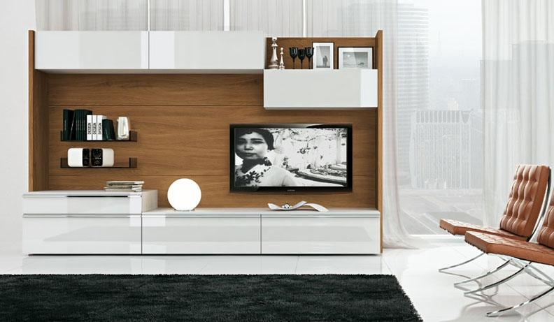 Modern Tv Units Bedroom | Shoise Throughout Most Recently Released Modern Tv Units (Image 16 of 20)