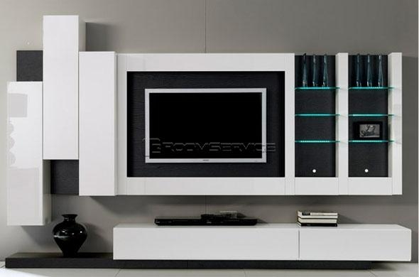 20 best collection of modern wall mount tv stands tv Wall tv console design