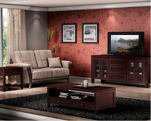 Modern Wall Units And Tv Stands In 2017 Red Gloss Tv Cabinet (Image 12 of 20)
