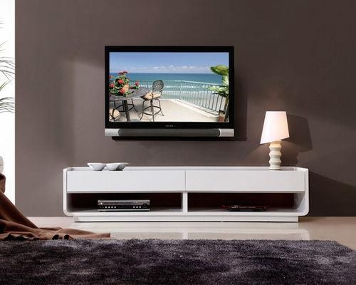 Modern Wall Units And Tv Stands Within Most Recent Modern Style Tv Stands (Image 14 of 20)