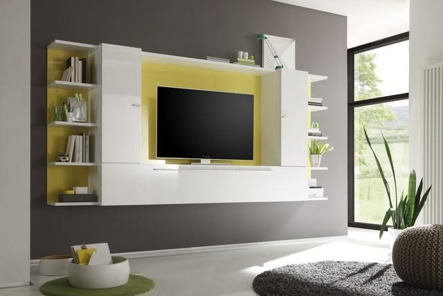 Modern Wall Units Entertainment Centers ~ Crowdbuild For  (Image 15 of 20)
