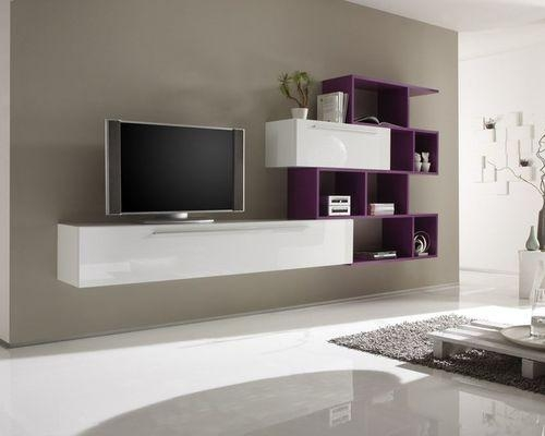 Modern Wall Units Regarding Most Popular Tv Entertainment Wall Units (View 17 of 20)