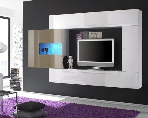 Modern Wall Units With Regard To Newest Modern Tv Entertainment Centers (View 12 of 20)