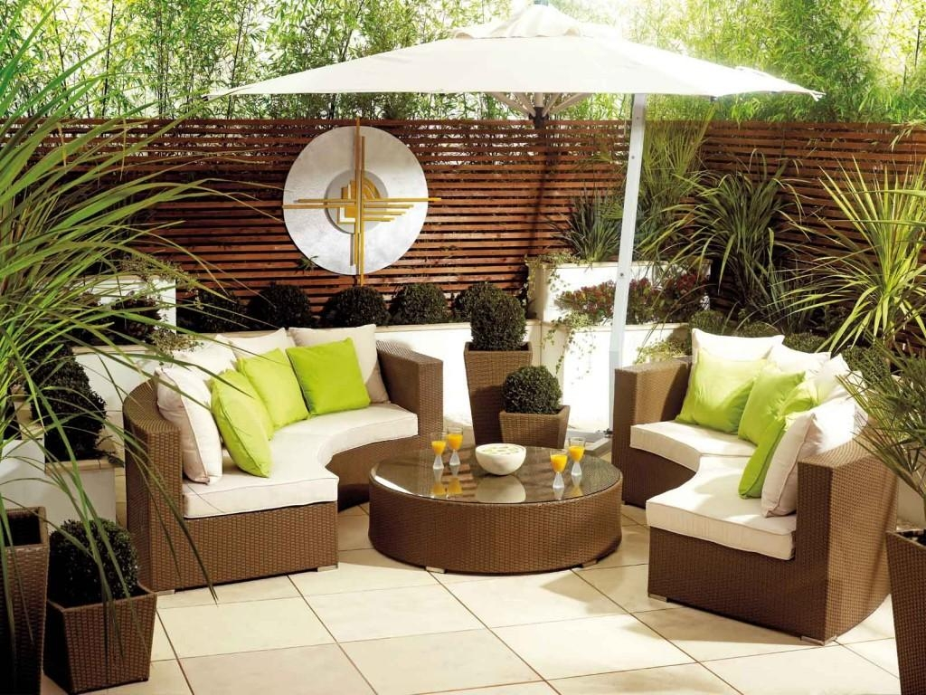 Modern Wicker Or Rattan Chairs — Decor Trends : Best Modern Wicker Inside Modern Rattan Sofas (View 15 of 23)