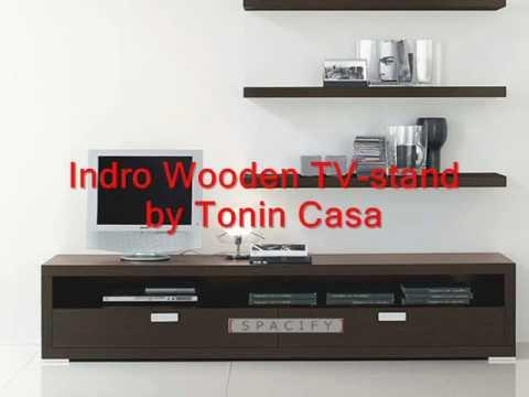 Modern Wood Tv Stands, Contemporary Plasma Tv Stand (Image 15 of 20)