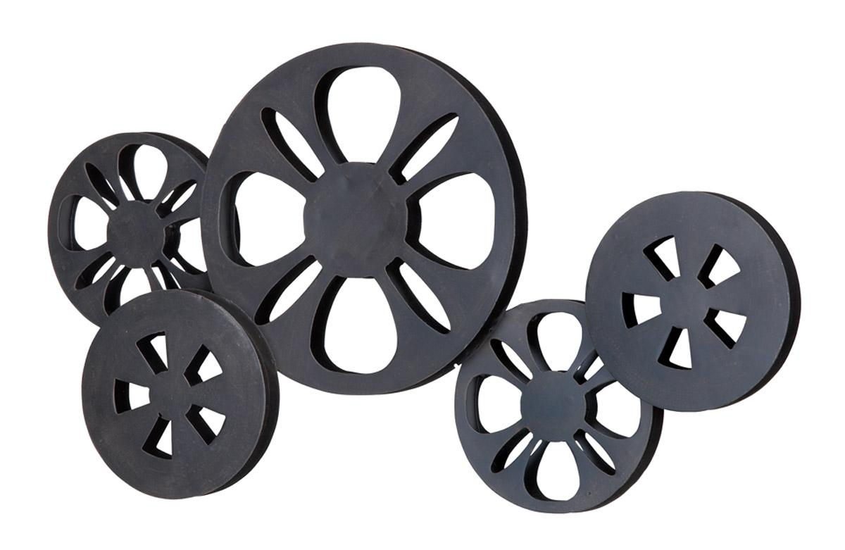 Movie Reel Wall Decor Ideas | Design Ideas And Decor In Movie Reel Wall Art (View 4 of 20)