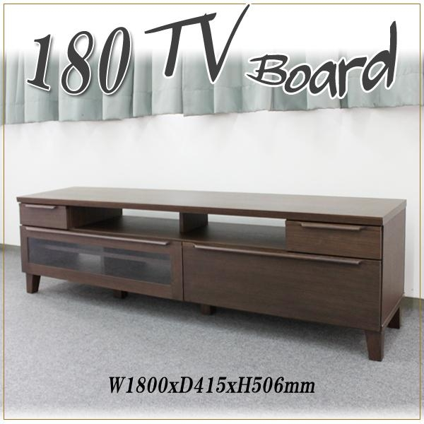 Ms-1 | Rakuten Global Market: Stylish Snack Bar Speaker For 180 for Most Current Dark Walnut Tv Stands