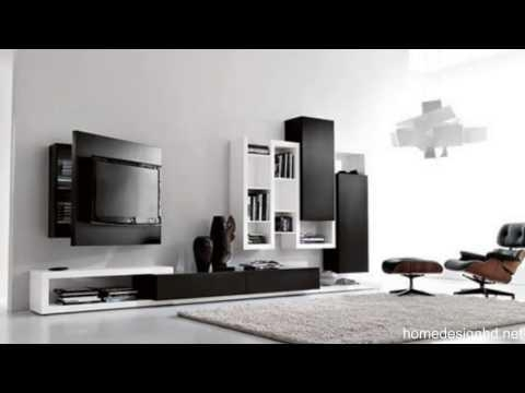 Multifunctional Wall Mount Tv Stand From Fimar – Youtube Intended For Most Popular Modern Tv Stands With Mount (Image 14 of 20)