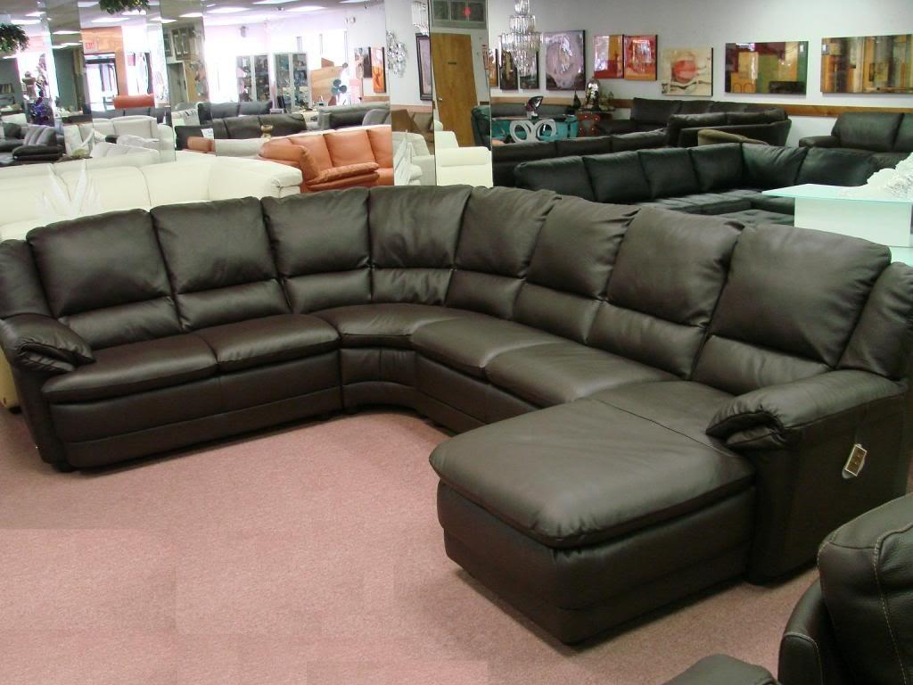 Natuzziinterior Concepts Furniture » Photos Natuzzi Editions Inside Leather Sofa Sectionals For Sale (View 3 of 20)
