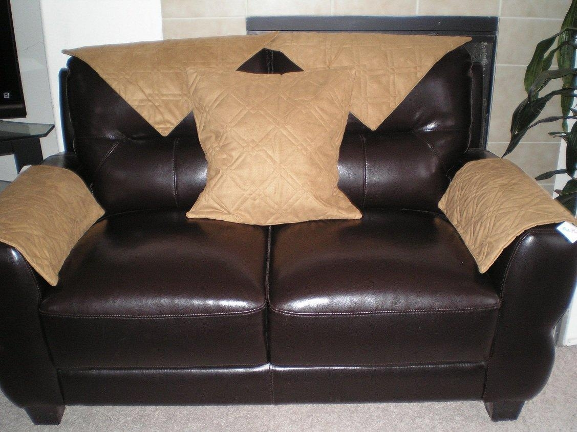 New Ideas Sofa Armrest Covers With With Arm Covers For Sofas (Image 18 of 21)