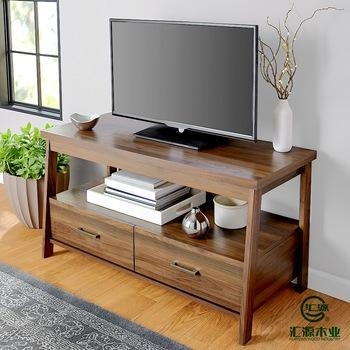 New Model Tv Stand Cheap Frame Wood Tv Floor Stand Table – Buy With Regard To Most Popular Wood Tv Floor Stands (View 7 of 20)