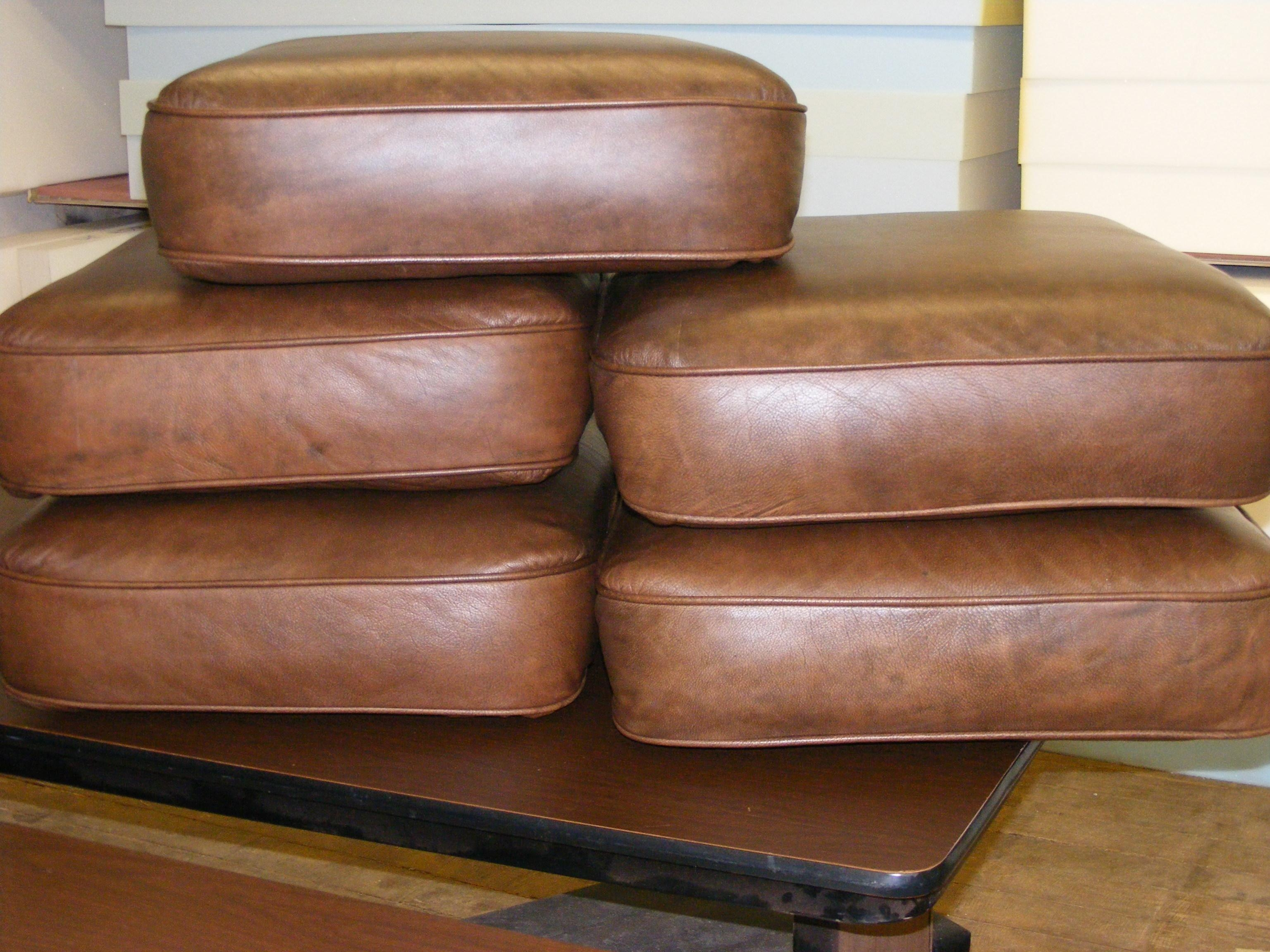 New Replacement Cores For Leather Furniture Cushions – Firm Cushions Inside Sofa Cushions (Image 14 of 21)