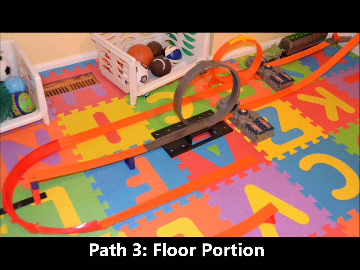 New Ultimate Hot Wheels Wall Tracks With Power Tower And Mid Air Regarding Hot Wheels Wall Art (View 16 of 20)