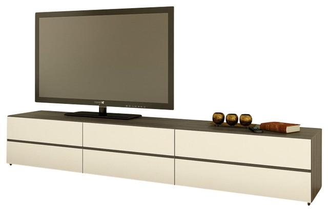 Nexera Allure Tv Stand And Bookcase Wall Panel And Storage Pertaining To Most Popular Nexera Tv Stands (View 7 of 20)