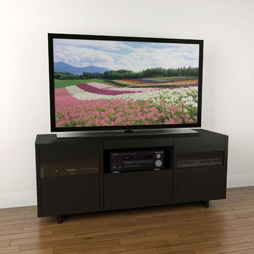 "Nexera Vision Tv Stand For Tvs Up To 64"" : Tv Stands – Best Buy Canada Regarding Newest Nexera Tv Stands (Image 17 of 20)"