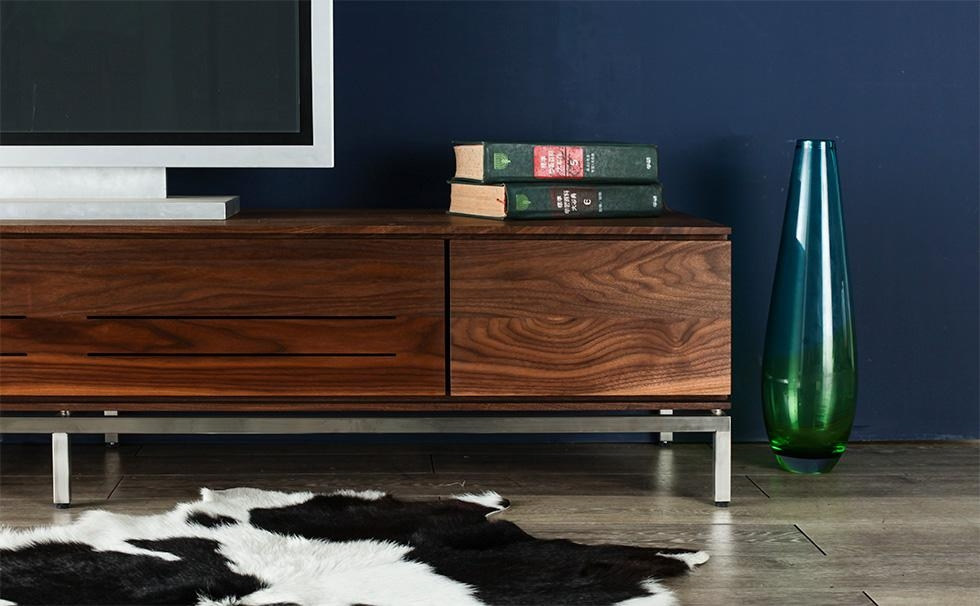 Nolsia | Rakuten Global Market: [Broady] Snack Width 180 Cm Within Most Recently Released Wood And Metal Tv Stands (View 17 of 20)