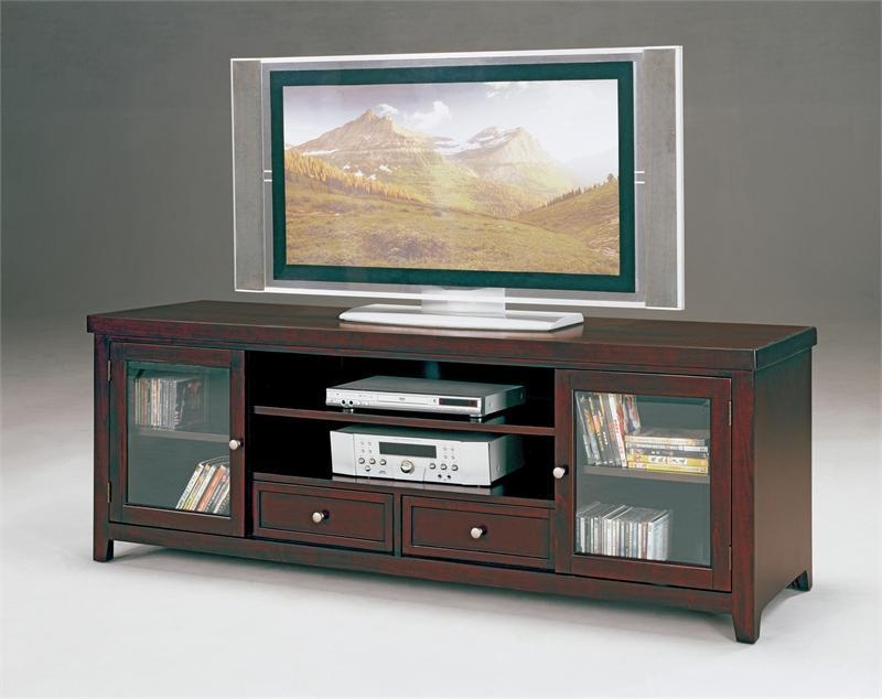 Norris 72 Tv Stand In Most Up To Date Dark Tv Stands (View 5 of 20)