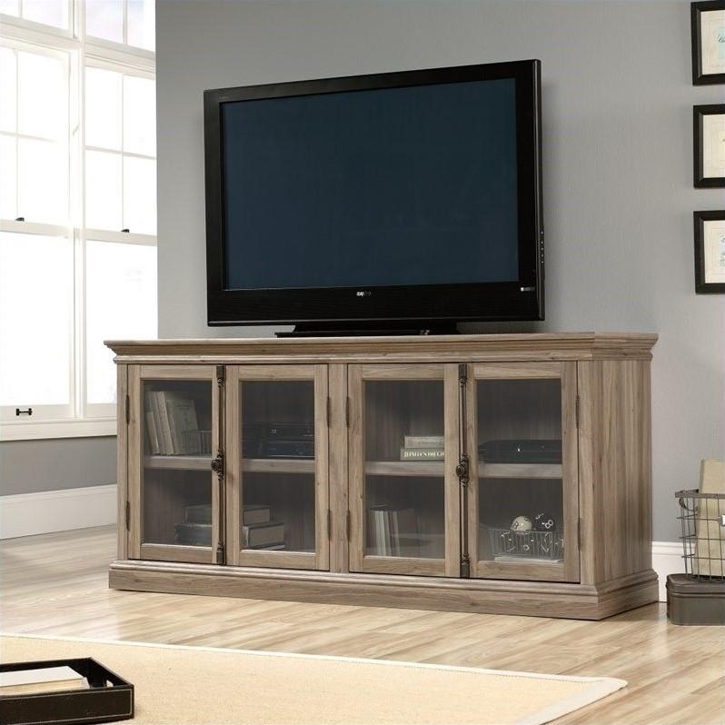 Oak Tv Stands | Cymax Stores Pertaining To Latest Oak Tv Stands For Flat Screens (Image 11 of 20)