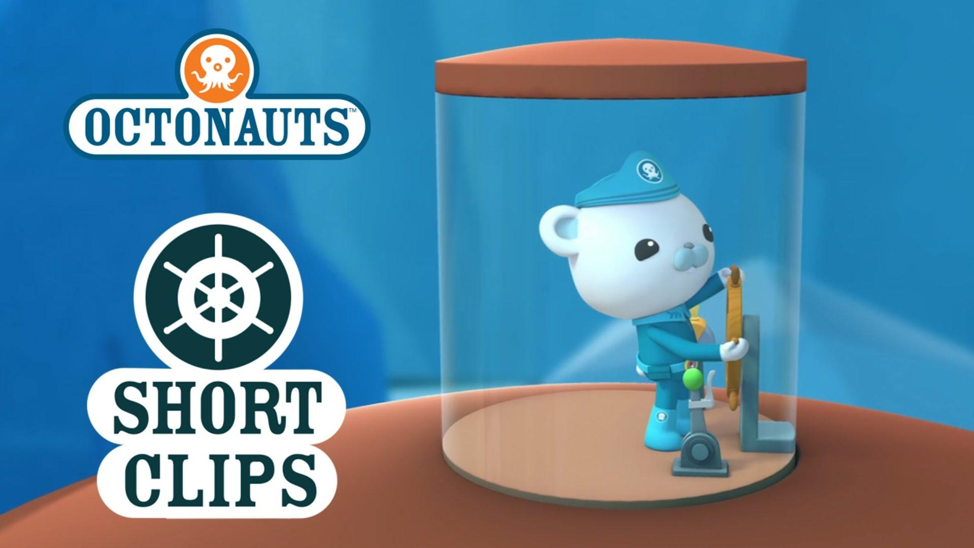 Octonauts: Close Call With An Ice Wall – Youtube With Octonauts Wall Art (View 4 of 17)