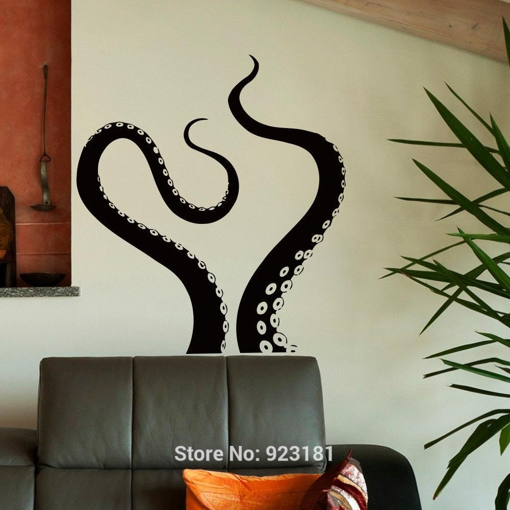 Octopus Wall Art (View 9 of 20)