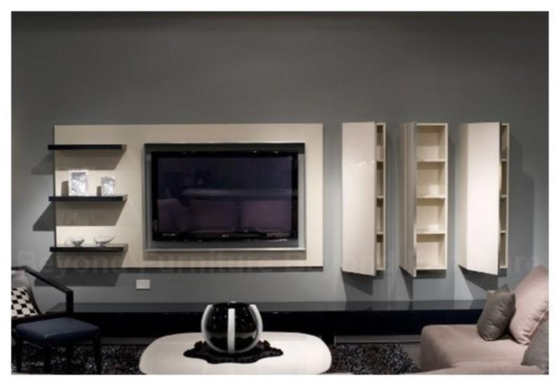 Of Late Modern Wall Tv Unit In Master Bedroom Designs Bedrooms: Tv Intended For Newest Modern Design Tv Cabinets (Image 14 of 20)