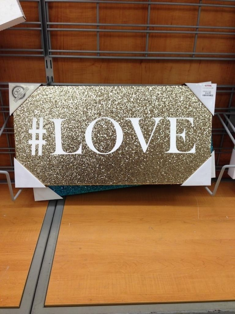 Off The Rack: Message Art For Fashionistas At T.j.maxx The Tj Maxx Regarding Tj Maxx Wall Art (Photo 4 of 20)