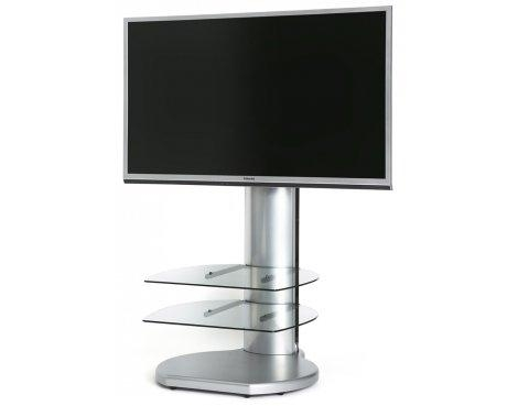 Off The Wall Origin Ii S4 Silver Tv Stands Pertaining To Latest Off Wall Tv Stands (Image 17 of 20)