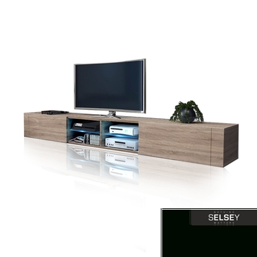 Offer Within 2018 Double Tv Stands (View 5 of 20)