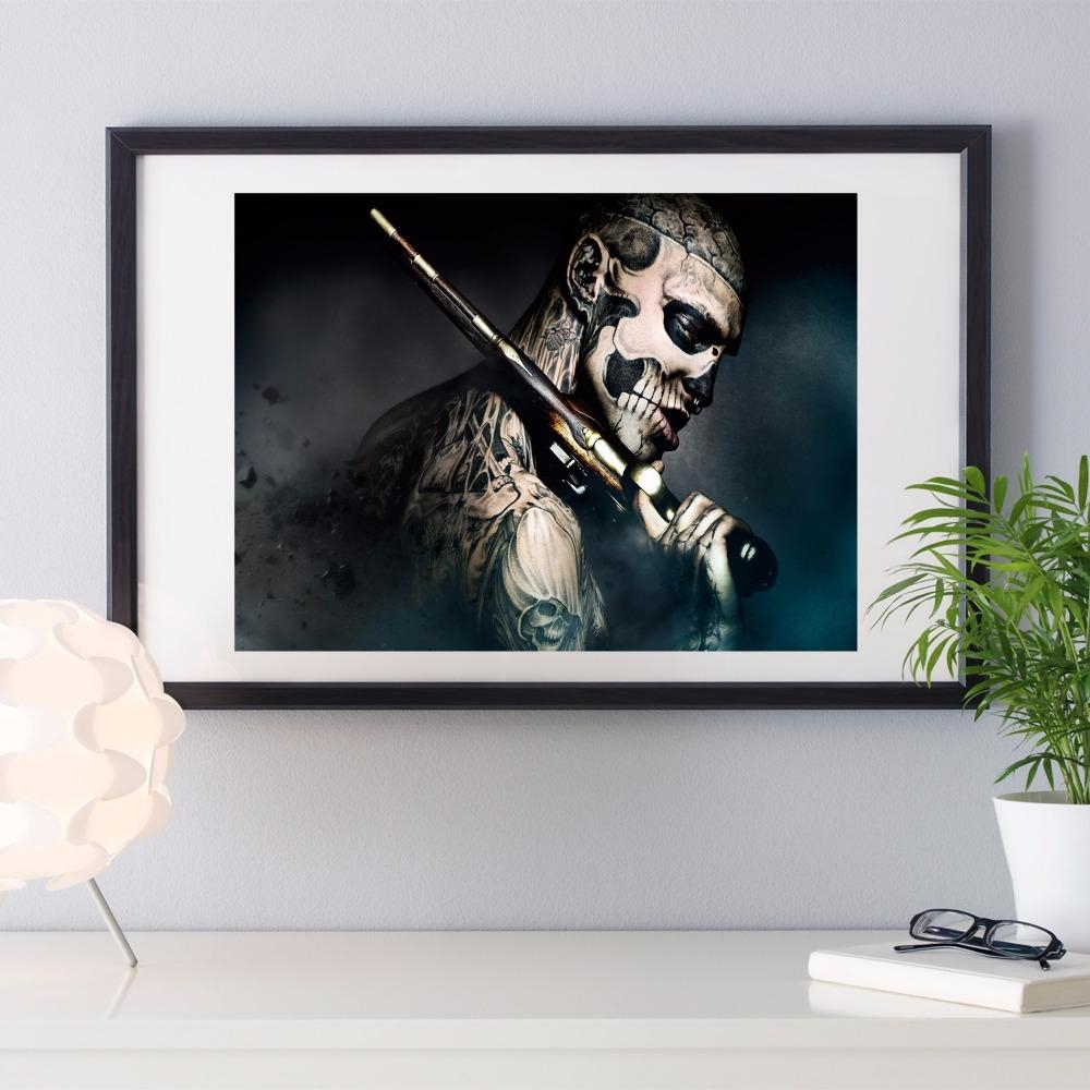 Online Get Cheap Boondock Saints Art  Aliexpress | Alibaba Group Inside Boondock Saints Wall Art (Image 13 of 20)