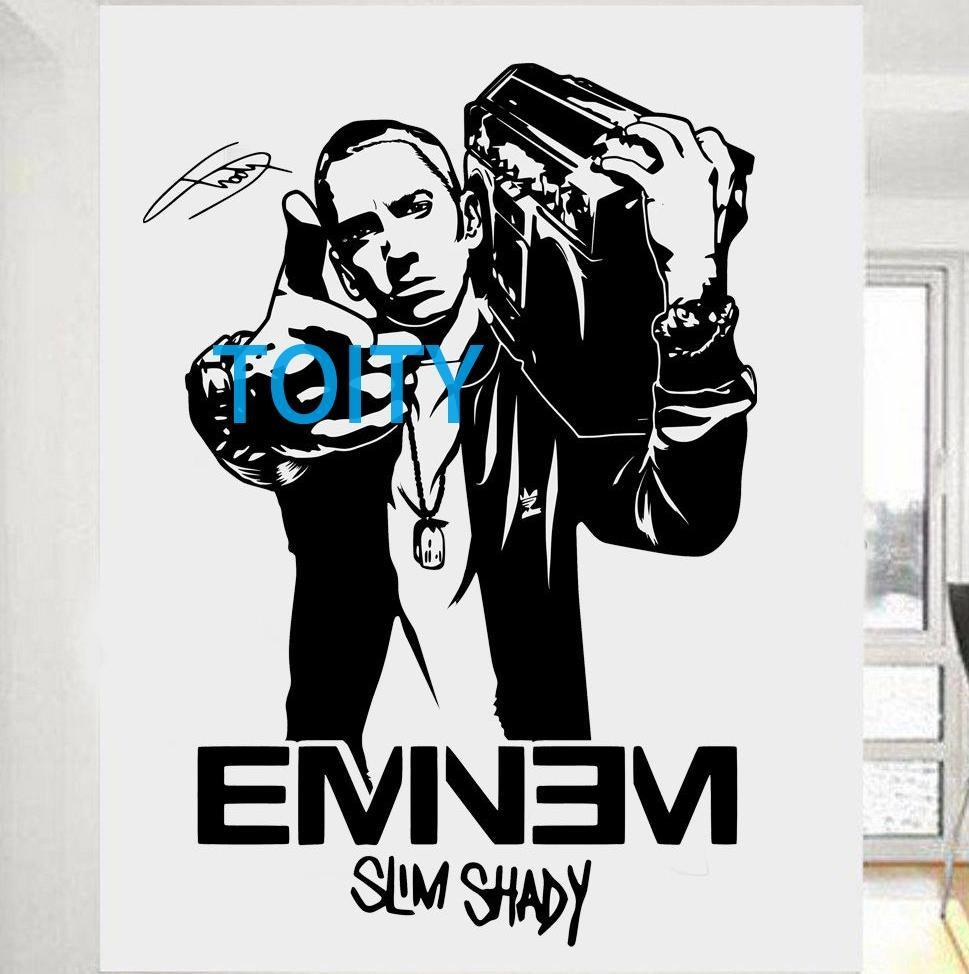 Online Get Cheap Eminem Wall Art Aliexpress | Alibaba Group With Regard To Eminem Wall Art (View 4 of 20)