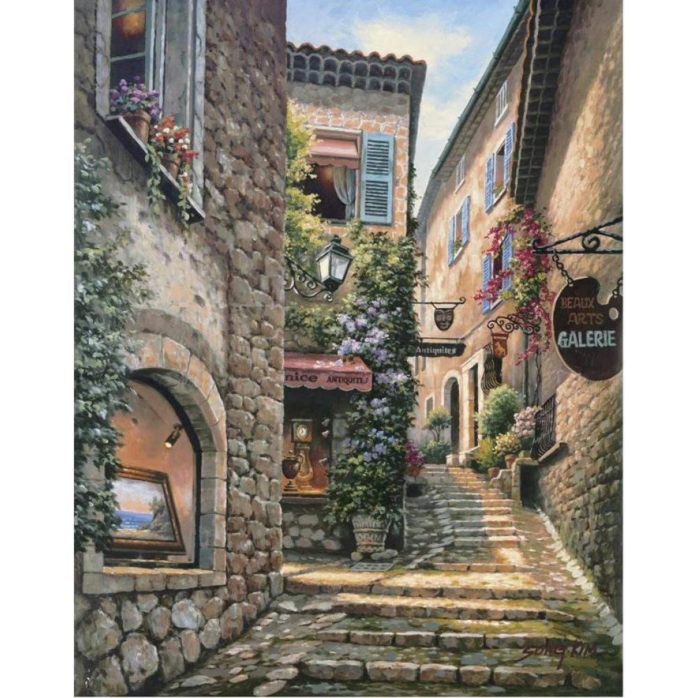 Online Get Cheap Italian Village Aliexpress | Alibaba Group For Italian Village Wall Art (View 1 of 20)