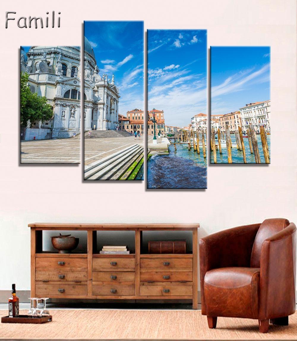 Online Get Cheap Italy Landscape Aliexpress | Alibaba Group In Italian Scenery Wall Art (View 8 of 20)