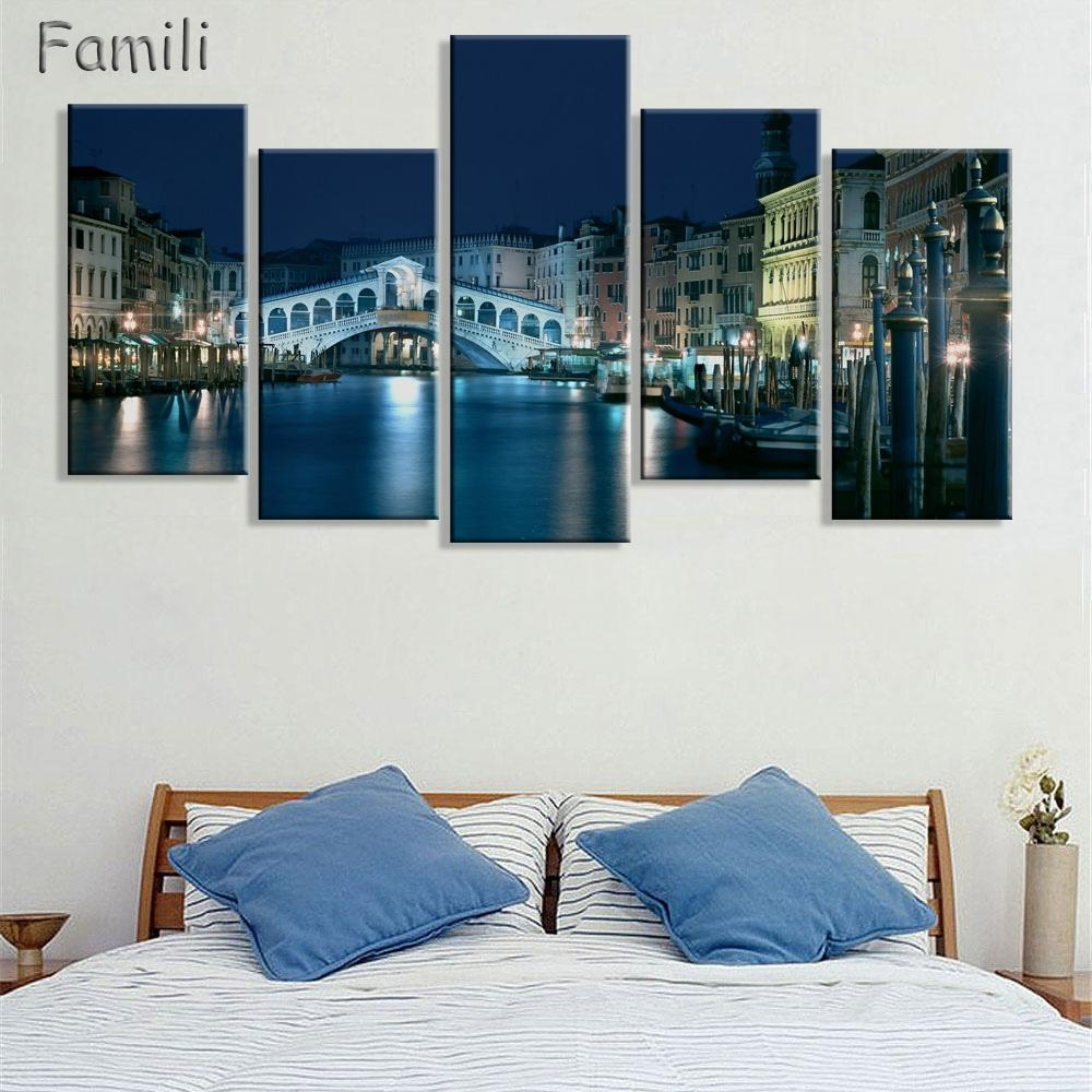 Online Get Cheap Italy Landscape Aliexpress | Alibaba Group Within Italian Scenery Wall Art (View 16 of 20)