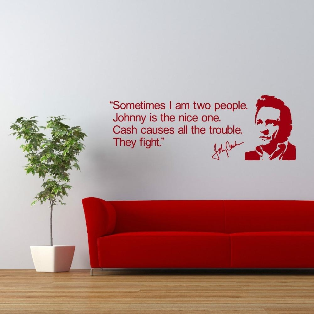 Online Get Cheap Johnny Cash Wall Art -Aliexpress | Alibaba Group pertaining to Johnny Cash Wall Art
