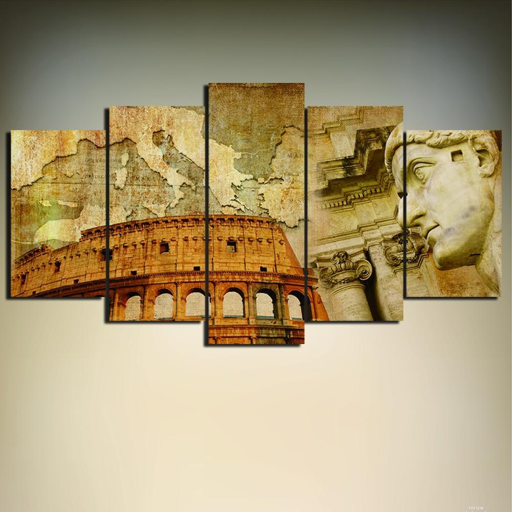 Online Get Cheap Modern Italian Art  Aliexpress   Alibaba Group With Contemporary Italian Wall Art (Image 13 of 20)