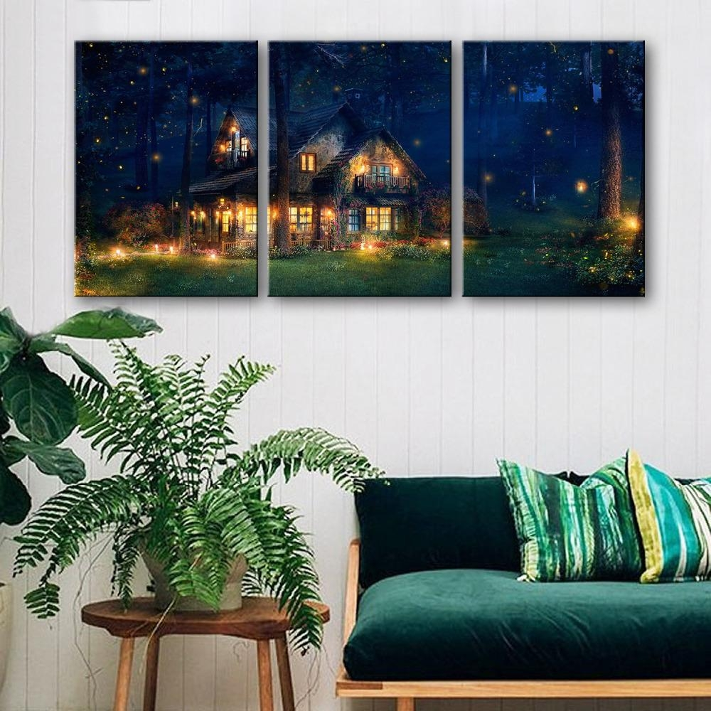 Online Get Cheap Optic Art Aliexpress | Alibaba Group In Fiber Optic Wall Art (View 11 of 20)