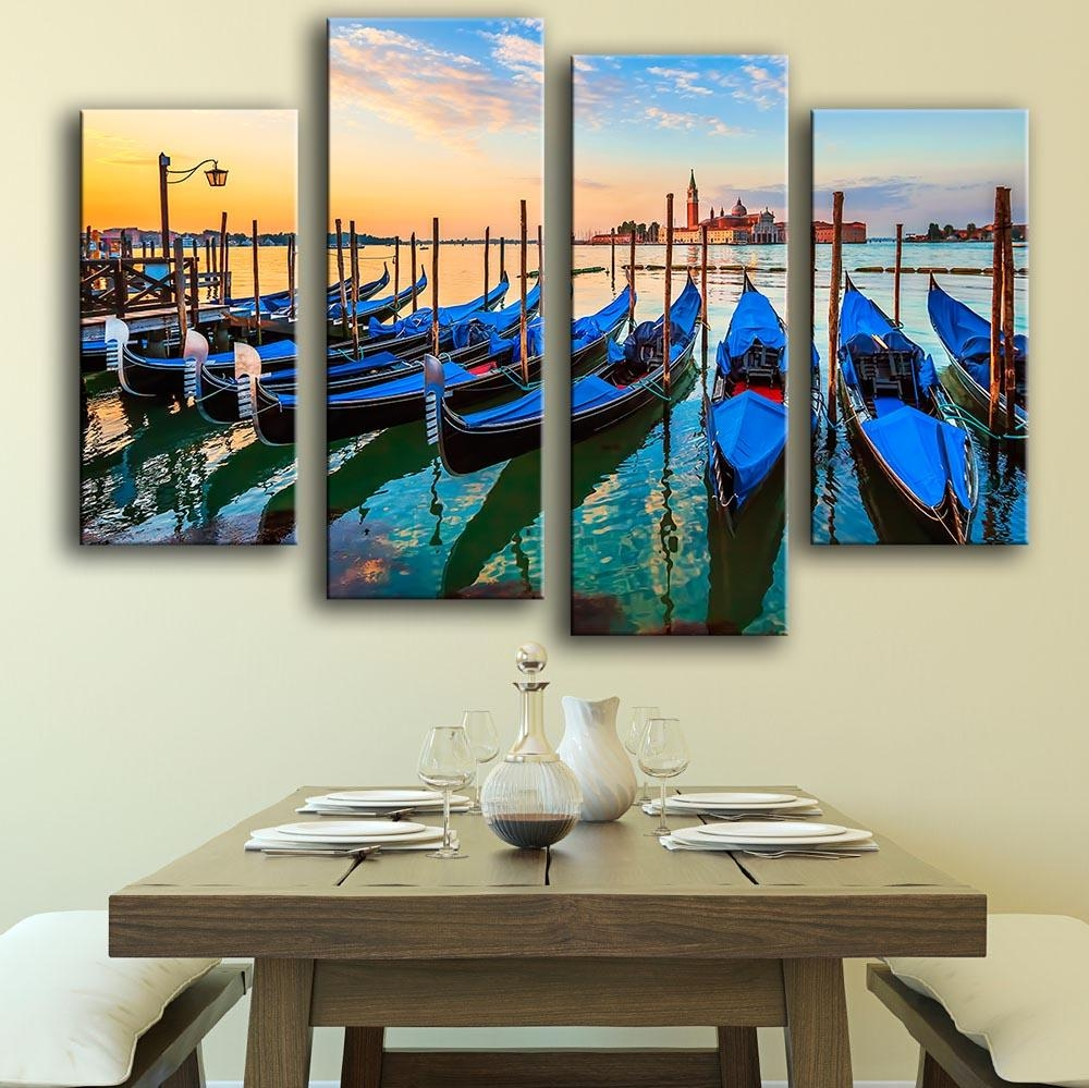Online Get Cheap Pictures Of Italy For Wall  Aliexpress With Italian Scenery Wall Art (Image 18 of 20)