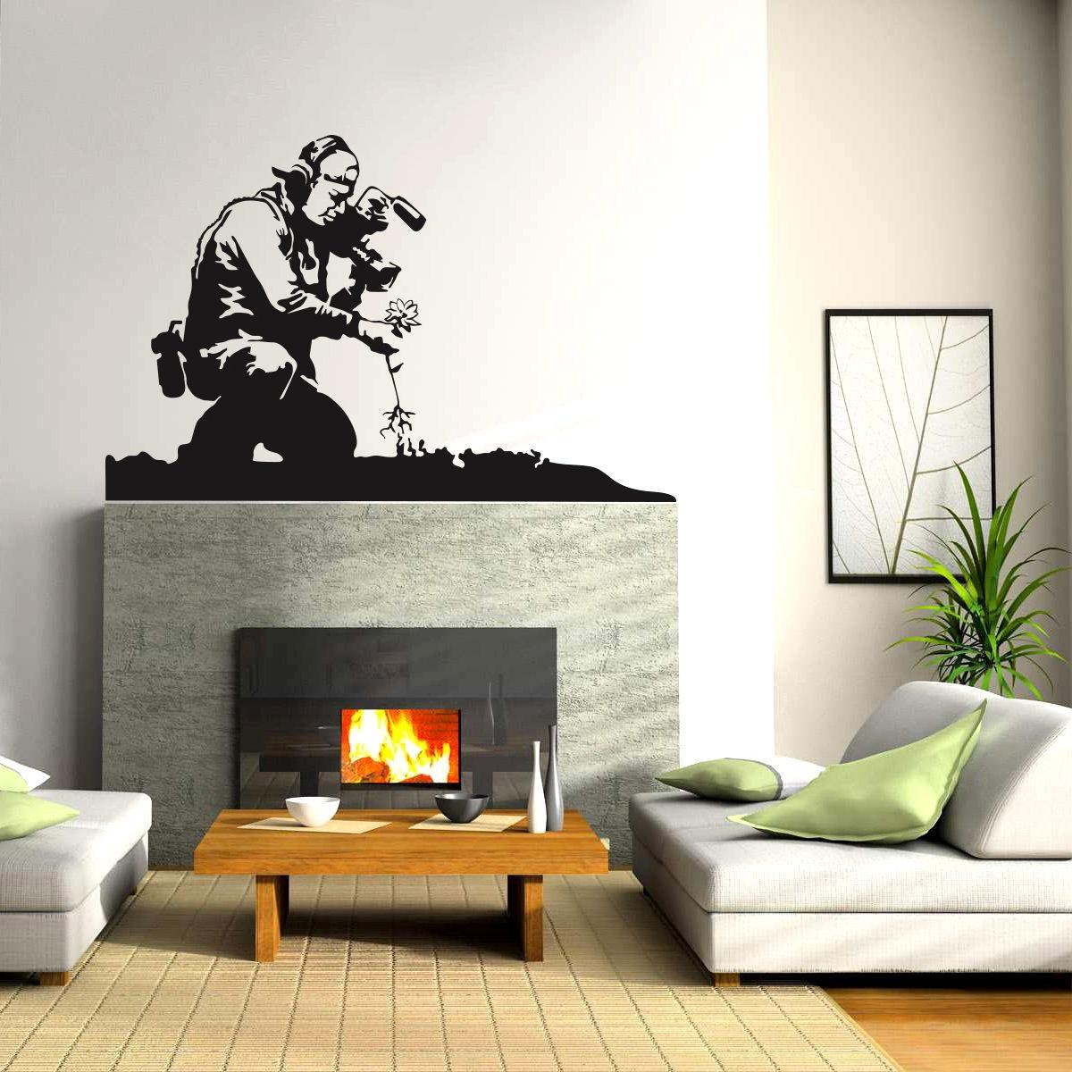 Online Get Cheap Street Art Wall Decal  Aliexpress | Alibaba Group Regarding Street Wall Art Decals (Image 12 of 20)