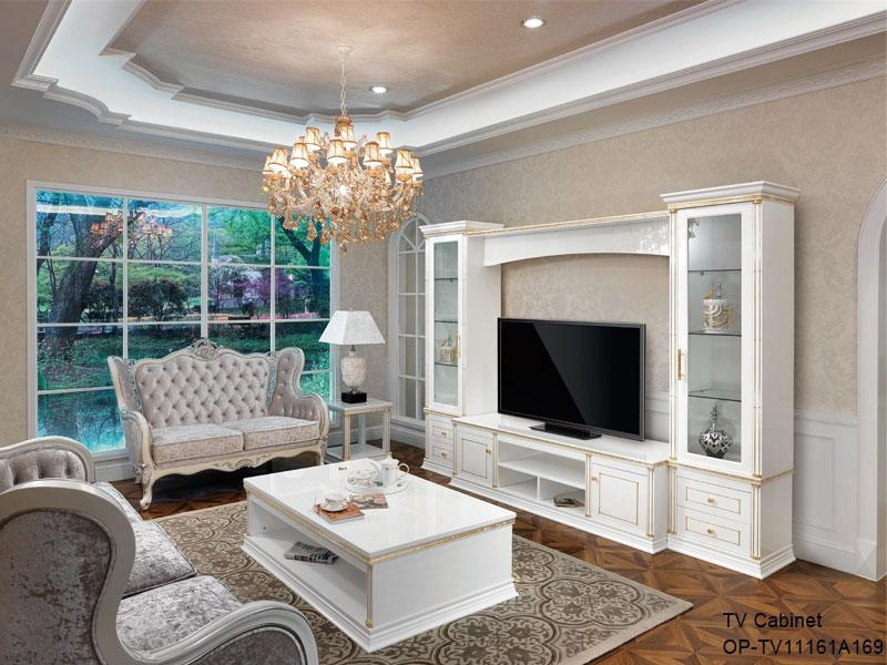 Oppein Home Furniture – Kimberley Series – Different Kind Of With Most Up To Date Big Tv Cabinets (View 13 of 20)