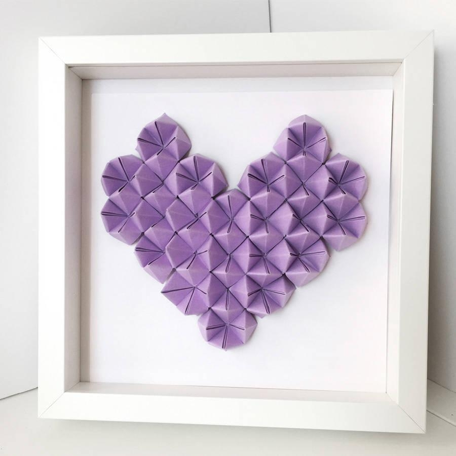Origami Wall Art Gallery – Craft Design Ideas With Nvga Wall Art (Image 12 of 20)