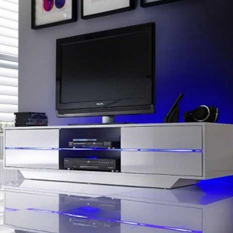 Featured Image of Tv Stands With Led Lights
